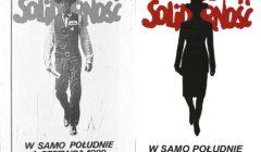 Plakat Tomasza Sarneckiego z wyborów w czerwcu 1989 r. oraz praca Sanji Iveković
