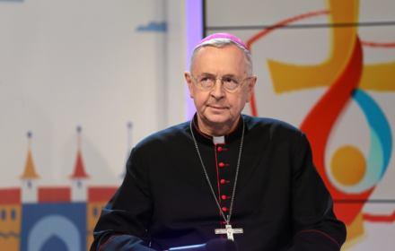 Abp Stanisław Gądecki: kościół nie boi się koronawirusa. Są poważniejsze zagrożenia