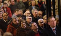 Pielgrzymka parlamentarzystow na Jasna Gore w Czestochowie