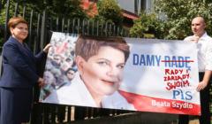 24.08.2015 r. Kandydatka PiS na premiera Beata Szydło