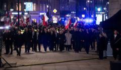 Obchody 83 miesiecznicy katastrofy Smolenskiej