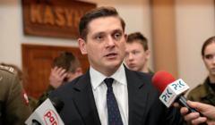 Wizyta wiceministra MON Bartosza Kownackiego w Bydgoszczy