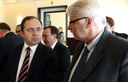 Zagubieni w MSZ. Wypowiedzi ministra i wiceministra są nie tylko fałszywe, ale i wzajemnie sprzeczne