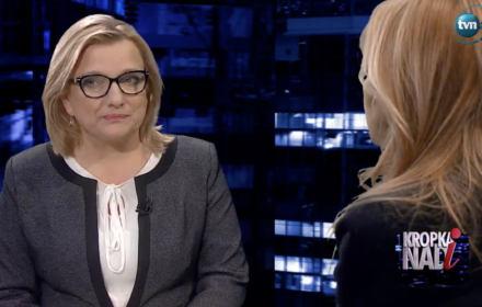 """""""Kropka nad i"""", TVN24"""