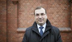 Kandydat na prezydenta Gdanska Andrzej Jaworski - portret