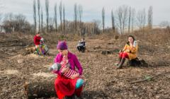 Matki Polki na wyrebie - akcja Cecylii Malik