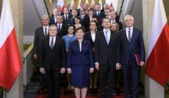 Premier Beata Szydlo przejmuje KPRM