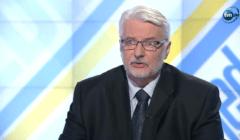 Waszczykowski w TVN24, 27 marca 2017 r.