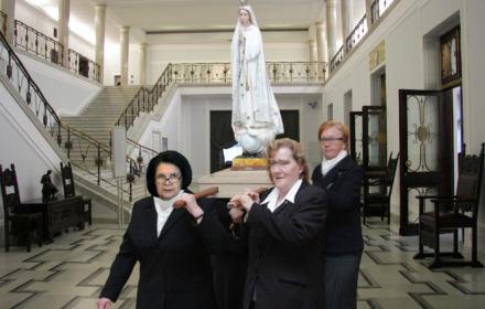 Sejm czeka na objawienie fatimskie. Na Wiejską trafił projekt uchwały