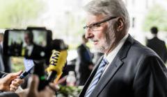 Wizyta ministra Witolda Waszczykowskiego w Waszyngtonie, fot.: Dominik Mikołajczyk/MSZ