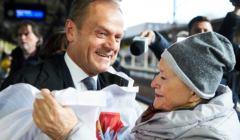 Donald Tusk odjezdza do Warszawy