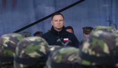 Oficjalne powitanie wojsk NATO w Orzyszu