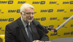Witold Waszczykowski, minister spraw zagranicznych, RMF FM, rozmowa Roberta Mazurka, 25 kwietnia 2017