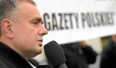 Tomasz Sakiewicz, redaktor naczelny