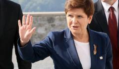 z20701593V,Premier-Beata-Szydlo-podczas-szczytu-przywodcow-UE