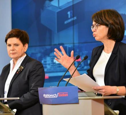Streżyńska się naraża, prezydent milczy, ktoś w PiS ma problem z czytaniem. Kronika Skórzyńskiego (22-28 kwietnia 2017)