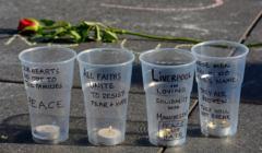 Manchester po zamachu, 23 maja 2017, fot.  james o'hanlon (cc) flickr.com
