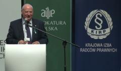 Prokurator Krzysztof Parchimowicz, pierwszy prezes Stowarzyszenia