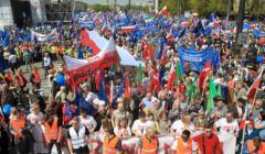 Marsz Wolnosci w Warszawie