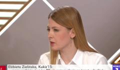 Elżbieta Zielińska, posłanka Kukiz'15