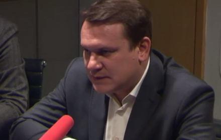"""TVP Info  """"Gość Poranka"""" 5 min. 42 sek"""