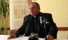 Ks. Waldemar Cisło, konferencja prasowa 10 maja 2017