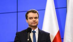 Rafal Bochenek rzecznik prasowy rzadu PiS