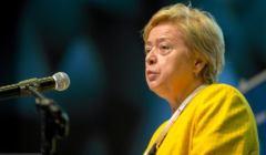 Małgorzata Gersdorf na Kongresie Prawników Polskich 20 maja 2017 r.