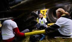 IV blokada wycinki Puszczy Białowieskiej