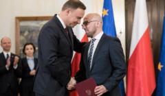 Powolanie Krzysztofa Lapinskiego na sekretarza stanu