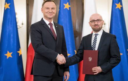 Rzecznik prezydenta o uchwale SN ws.ułaskawienia Kamińskiego