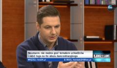 Patryk Jaki, Kawa na ławę, TVN24