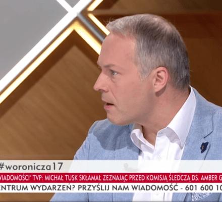 Skandaliczna wypowiedź posła Żalka. Tusk jak folksdojcz, Platforma - czysto niemiecka