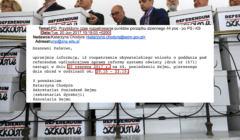 Opozycja zebrala podpisy ws referendum edukacyjnego