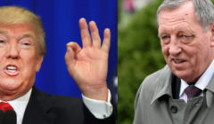 Donald Trump i Jan Szyszko