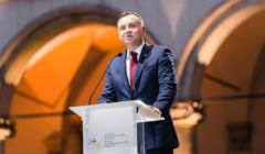 Andrzej Duda, © fot. Paweł Suder, Narodowy Instytut Dziedzictwa