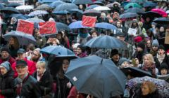 Miedzynarodowy Strajk Kobiet - Lublin