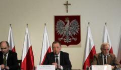 Minister Szyszko o Puszczy Bialowieskiej