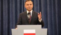 Oswiadczenie Prezydenta RP Andrzeja Dudy