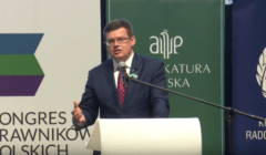 Prof. Krystian Markiewicz, prezes Stowarzyszenia Sędziów Iustitia