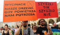 Krakow--Protest-w-obronie-Puszczy-Bialowieskiej