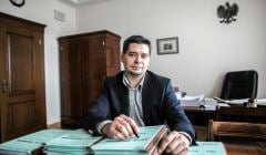 Wiceminister sprawiedliwosci Michal Krolikowski