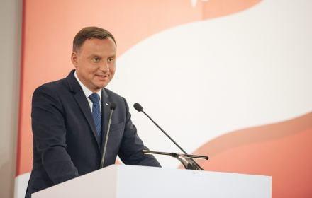 Przemówienie, desygnowanie M.Morawieckiego na premiera