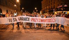 Protesty przeciwko reformie sadow