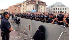 miesięcznica policja lipiec 2017