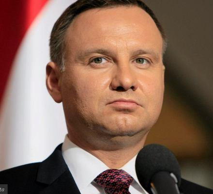 Andrzej Duda: Media są wolne, gdy informują o gwałtach ze szczegółami