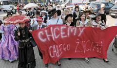 IX Ogolnopolski Kongres Kobiet w Poznaniu