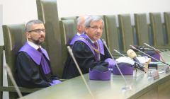 Sad Najwyzszy . Posiedzenie w sprawie kompetencji osoby powolanej na stanowisko Prezesa Trybunalu Konstytucyjnego