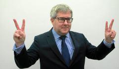 Europosel Ryszard Czarnecki .