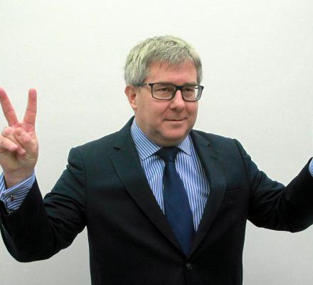 Czarnecki: Polska przez Danutę Huebner traci euromandaty po brexicie. Manipulacja czy niewiedza?